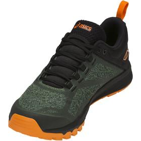 asics Gecko XT Shoes Men Cedar Green/Black